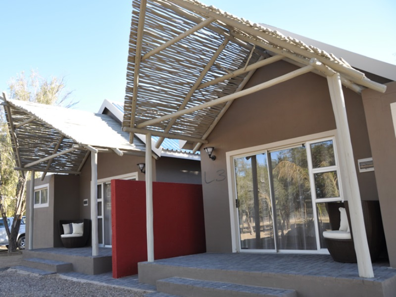Unterkunft Maritzcountrylodge in Namibia