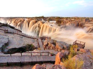 Namaqualand Namibia Reisen Augrabies Falls