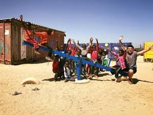 Tangeni Shilongo - Hilfe in Namibia