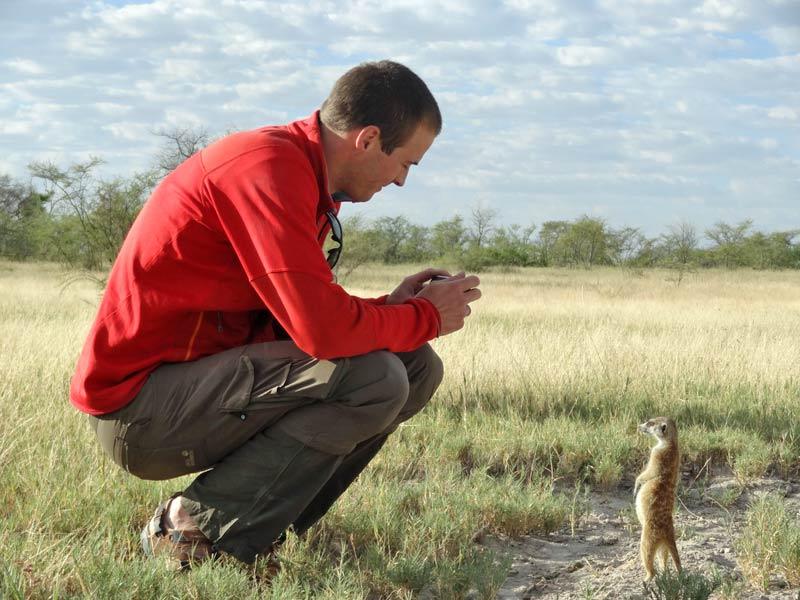 Makgadikgadi Salzpfannen Botswana Rundreise