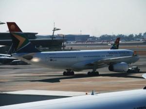 Abflug Windhoek