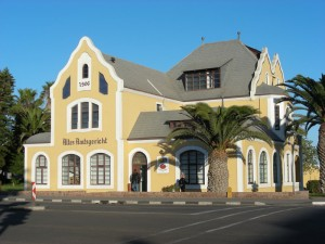Altes Amtsgericht in Windhoek