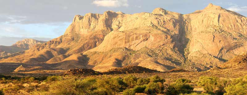 Namibia - Erongo Gebirge