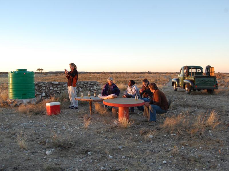 Farmstay Namibia deutsche Farmer Afrika