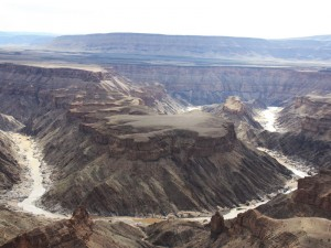 Blick in den zweigrößten Canyon der Welt