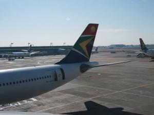 Namibia - Windhoek Flughafen - Namibia mit Kindern