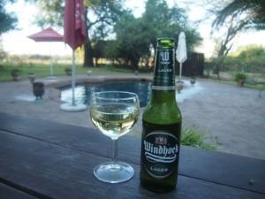 Preise in Namibia für Getränke