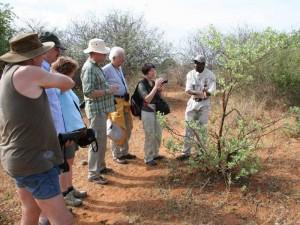 Flugsafari Botswana Guide Ausflug Okavango Delta