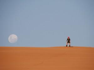 Namibia - Sandboarden in den Dünen Namibias - Rundreise Namibia, Botswana und Victoria Falls
