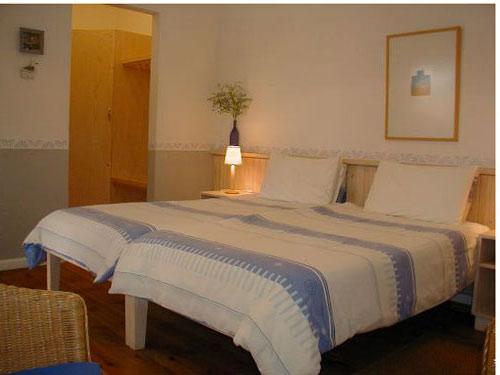Sie übernachten in Swakopmund in einem gemütlichen Gästehaus