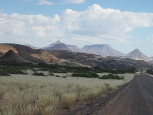 Namibias Highlights Bergwelt Rundreise Damaraland - Namibia Highlights