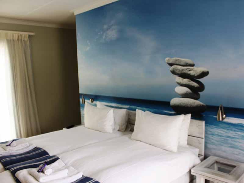 Namibia - Swakopmund - Zimmer im Guesthouse