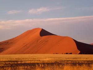 Namibia - Sanddüne vom Sossusvlei - 2 Wochen Namibia
