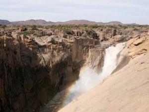 Wasserfälle in Namibia