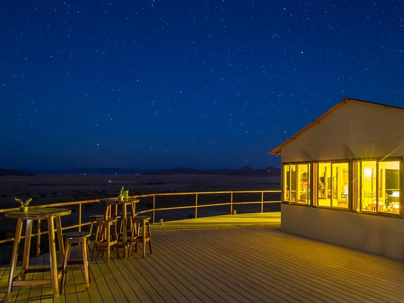 Namibia - Sossusvlei - Namib Dune Star Camp