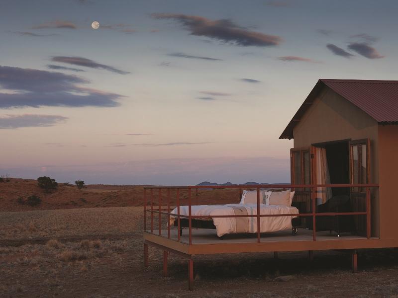Namibia Sossusvlei Unterkunft Camping Zelten