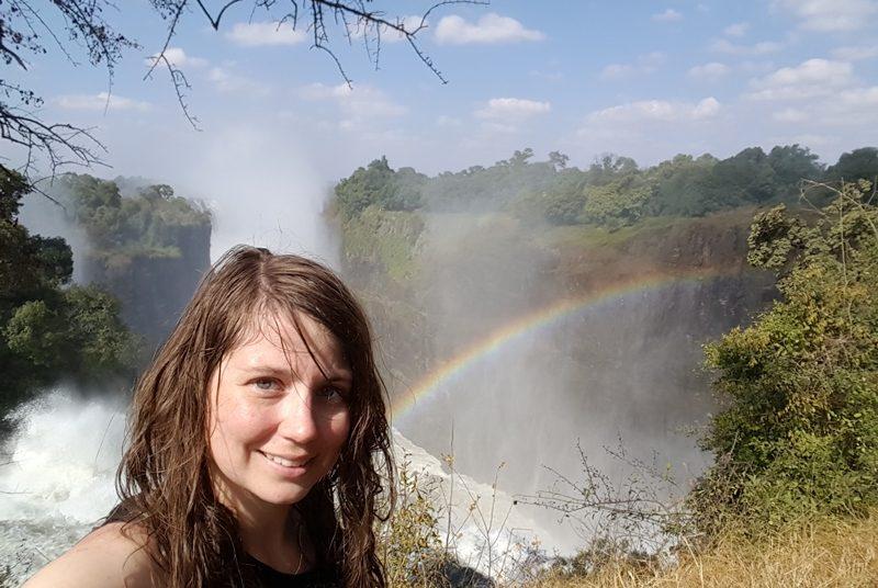 Viktoria Wasserfälle Simbabwe