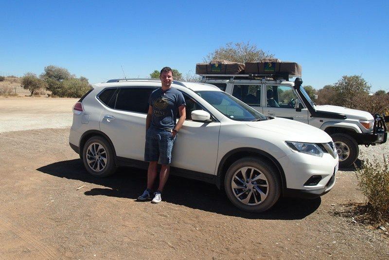Namibia Rundreisen Mietwagen