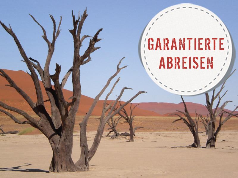 Namibia mit dem Mietwagen erkunden