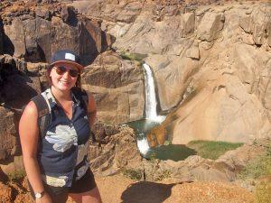 Südafrika - Augrabies Falls - Von Windhoek nach Kapstadt