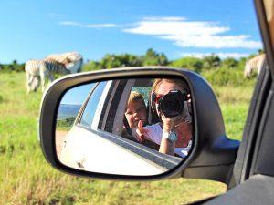Namibia - Etosha Nationalpark - Namibia Familienreise - Mit dem eigenen Auto unterwegs