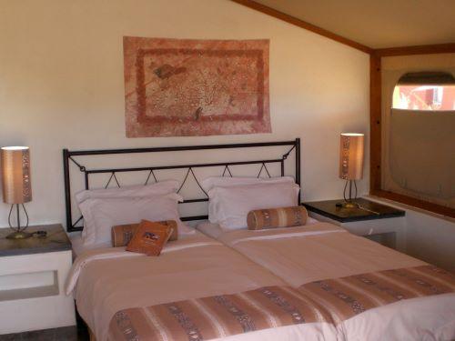 Zimmer in Sossusvlei