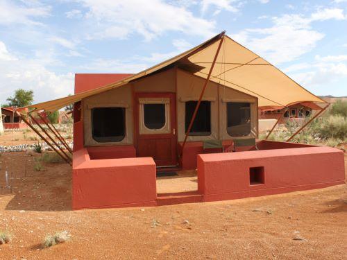 Unterkunft in Sossusvlei