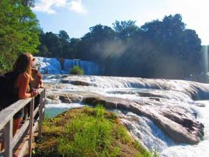 Palenque-watervallen-gezinsreis
