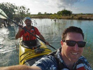 Kayakken Mexico Kids - Bacalar