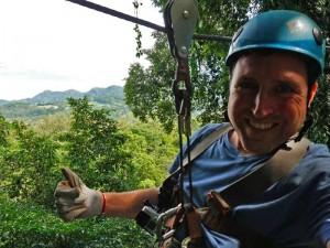 gezinsreis mexico jungle canopy