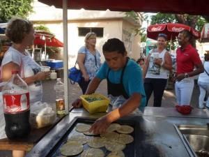 Playa del Carmen met kinderen - foodtour Mexico