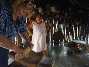 rondreis yucatan met kinderen maya dorp