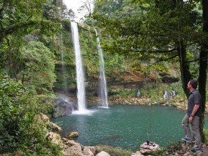 misol-waterval-mexico-reis