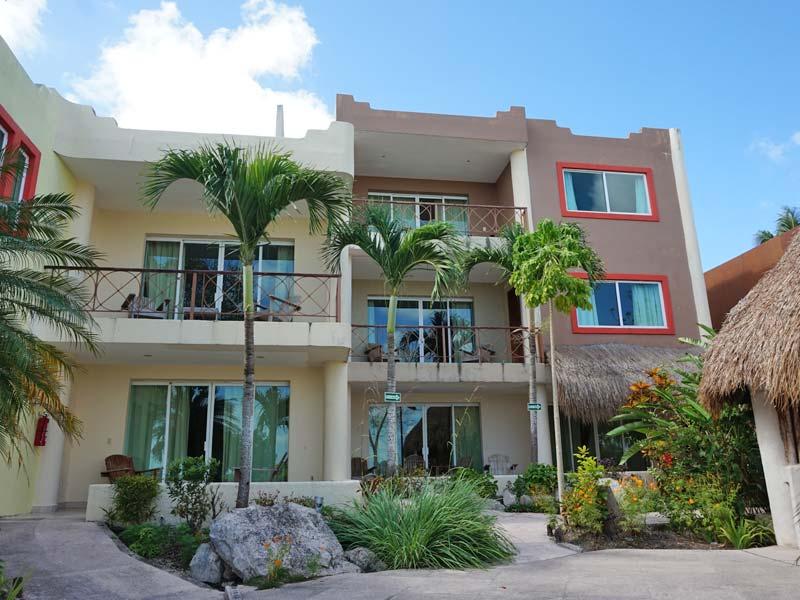 Alternatief verblijf Bacalar Mexico Kids - hotel