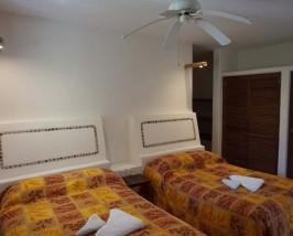 Alternatief verblijf Bacalar Mexico Kids - hotel kamer