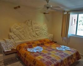Alternatief verblijf Bacalar Mexico Kids - hotel slaapkamer