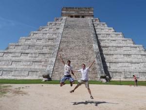 Chichen Itza - familiereis Mexico