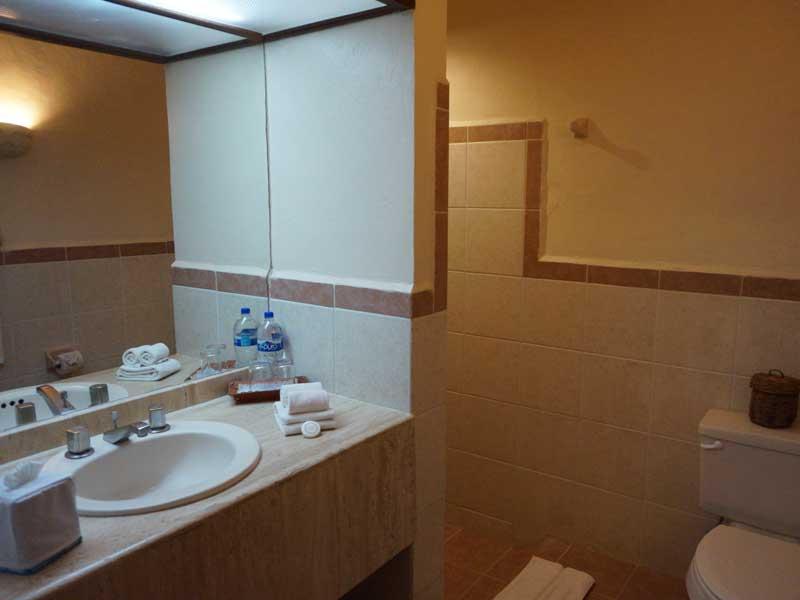 Special Stay Chichen Itza - Haciënda hotel badkamer