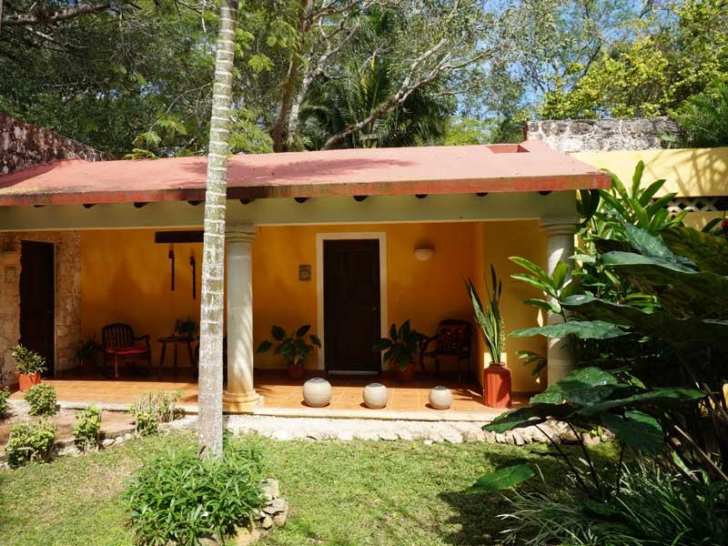 Special Stay Chichen Itza - Haciënda hotel bungalow