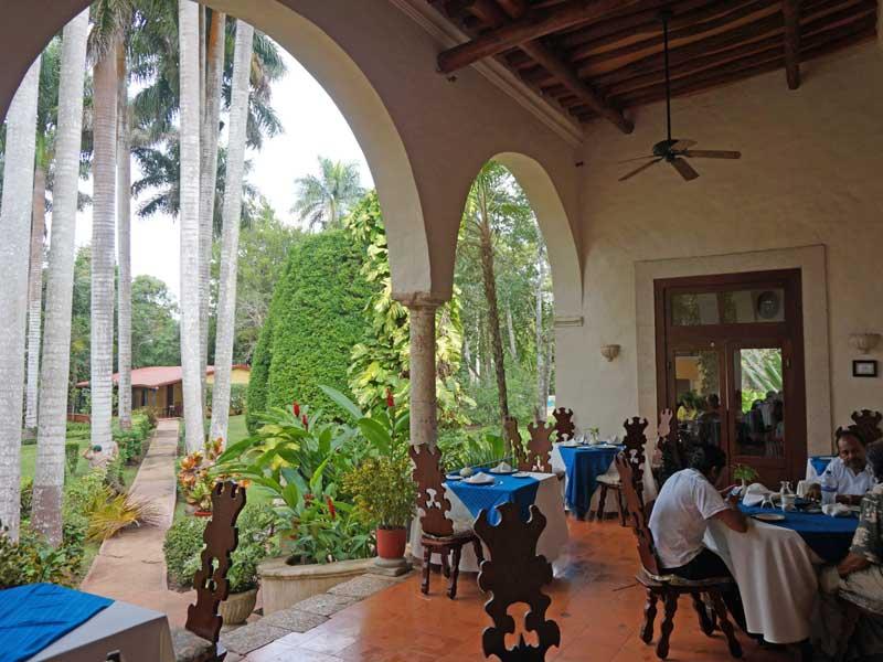 Special Stay Chichen Itza - Haciënda hotel restaurant
