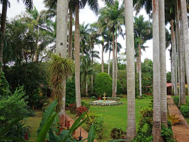 Special Stay Chichen Itza - Haciënda hotel tuin