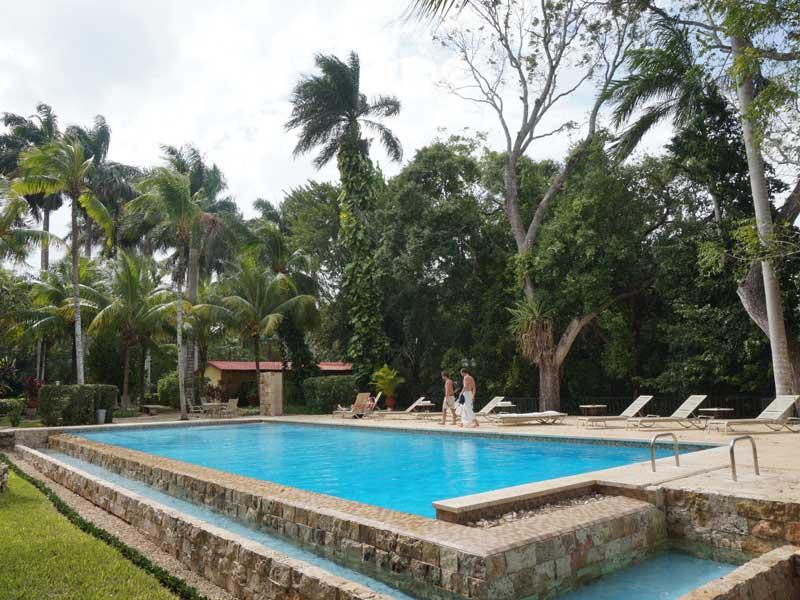 Special Stay Chichen Itza - Haciënda hotel zwembad