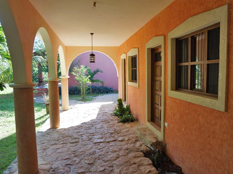 Special stay optie - hacienda hotel Izamal