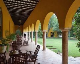 Special Stay Merida Haciënda - koloniaal hotel