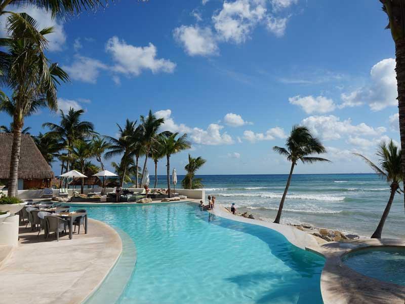 Comfort Stay Playa del Carmen - zwembad