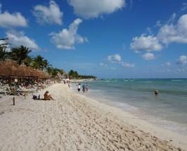 Comfort Stay Playa del Carmen - strand