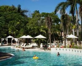 Comfort Stay Playa del Carmen - zwembad met kinderen