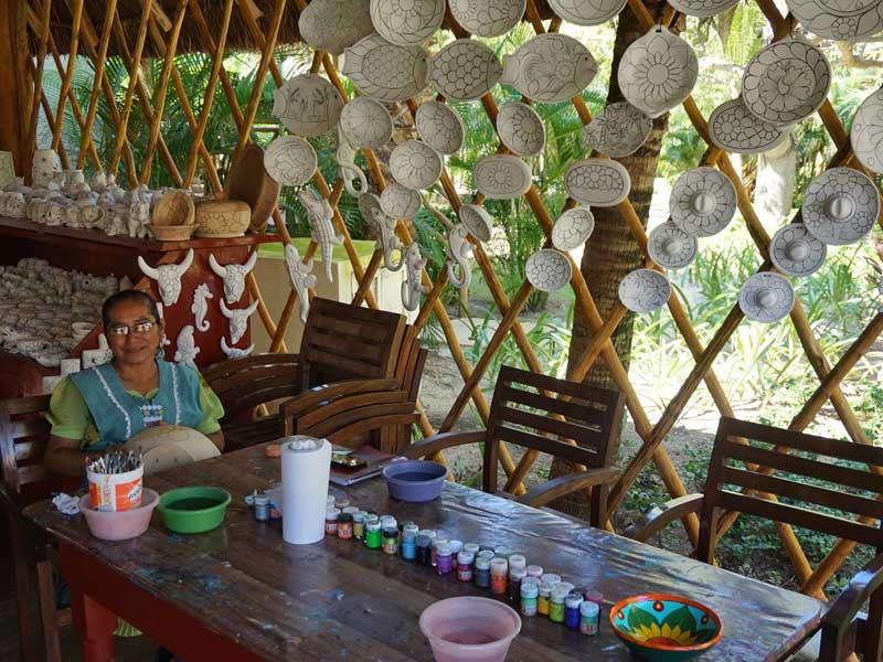Comfort Stay Playa del Carmen - resort schilderen met kinderen
