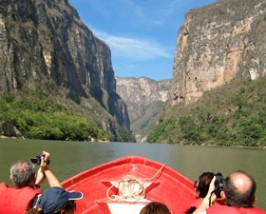 Optioneel - excursie Sumidero kloof