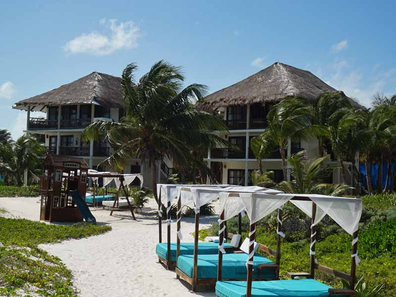 Special Stay Tulum - hotel strand